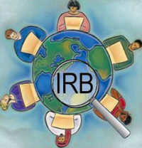 Institutional Review Board logo